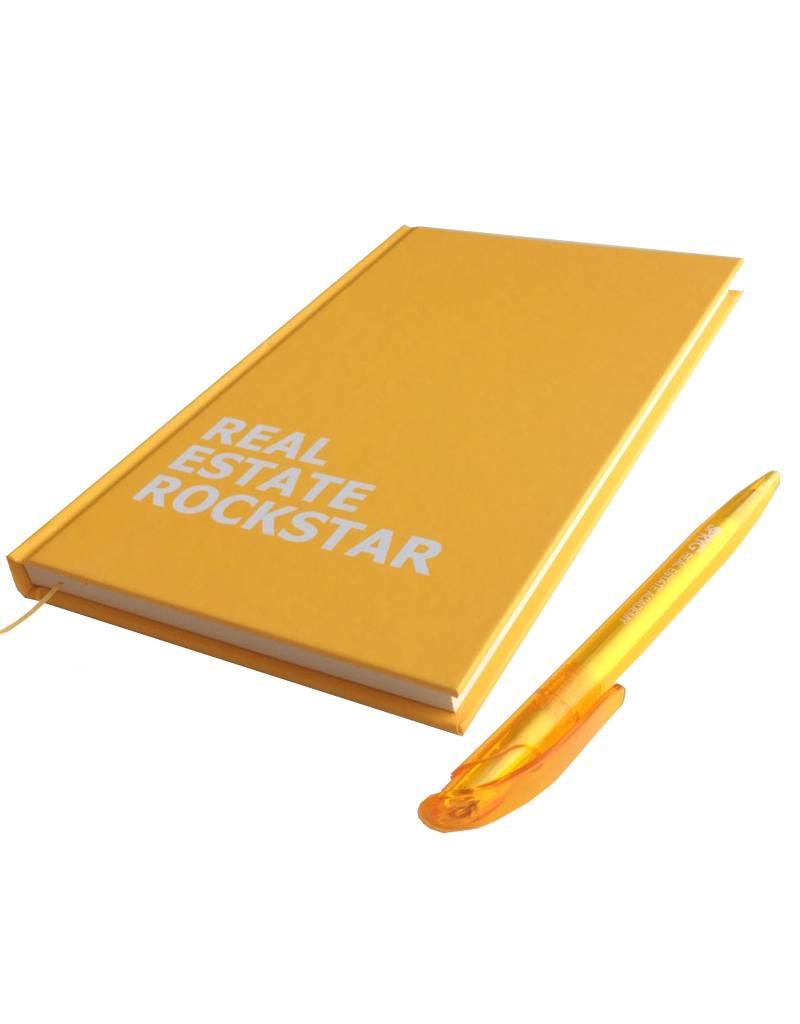Real Estate Rockstar A5 Notitieboek