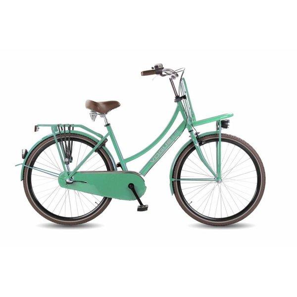 Elite damesfiets 28 inch Mint Green 50cm