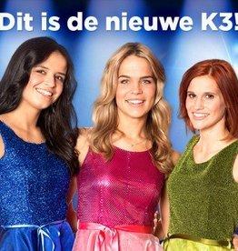 Domeinnaam www.HanneKlaasjeMarthe.be fansite nieuwe K3 te koop