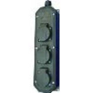 Huur verlengkabel 16A(230V) schuko Neopreenkabel