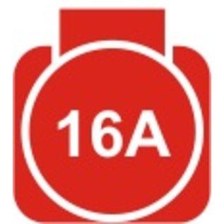 Huur verlengkabel 16A(400V) CEE Neopreenkabel