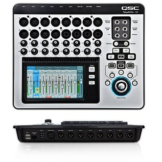QSC QSC TouchMix-16 compacte digitale mixer