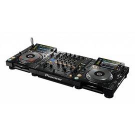 Huur DJ set Pioneer 2x CDJ2000 + mixer