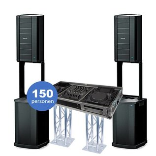 Huur DJ Set