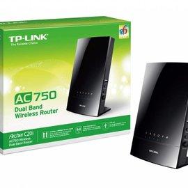 TP-LINK TP-LINK Archer C20i AC750 DualBand router 2,4-5Ghz