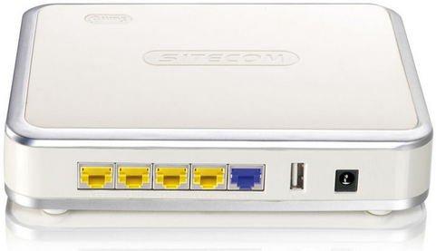 problemen sitecom router