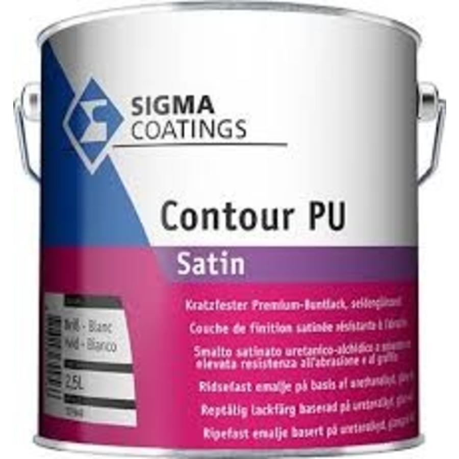 Sigma S2U Satin en Sigma Contour PU Satin