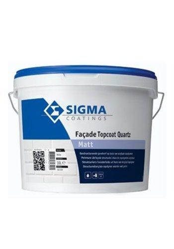Sigma Facade Topcoat Quartz Matt