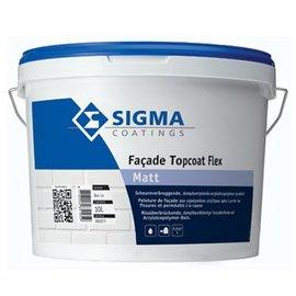 Sigma Sigma Facade Topcoat Flex Matt 10 liter