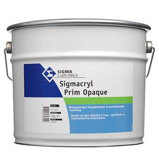 NIEUWE Sigmacryl prim opaque