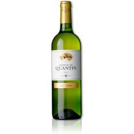 Stockopruiming: Château de Quantin Blanc