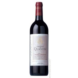 Stockopruiming: Château de Quantin 2002 - Salmanazar 9L