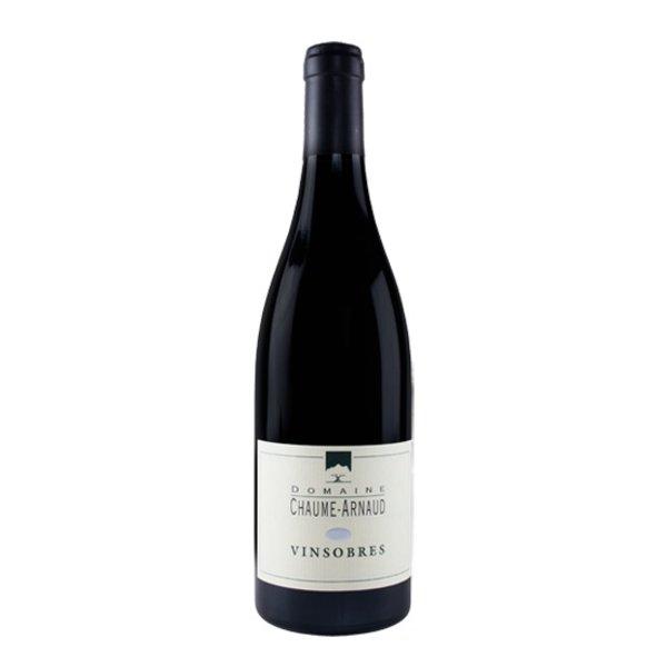 Domaine Chaume-Arnaud Stockopruiming: Vinsobres