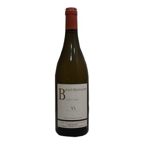 Stockopruiming: Bâtard-Montrachet 'Vieilles Vignes'