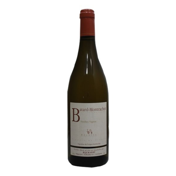 Domaine J. Rijckaert Stockopruiming: Bâtard-Montrachet 'Vieilles Vignes'
