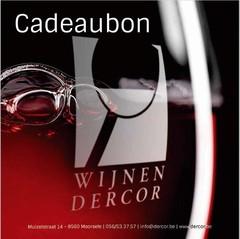 Producten getagd met Cadeaubon