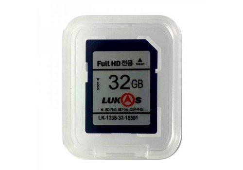 Lukas 32gb SD kaart