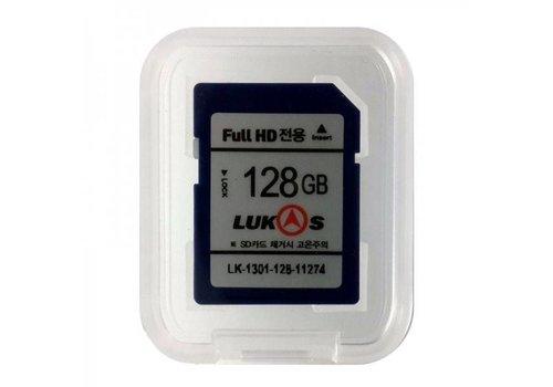 Lukas 128gb SD kaart