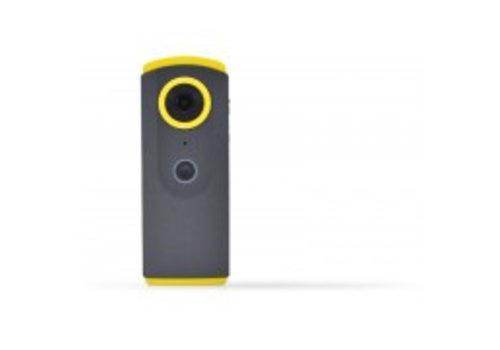 DETU Twin 360 graden dual lens camera dashcam