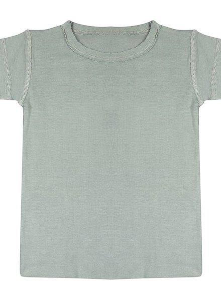 Shirt - Basic Soft Green