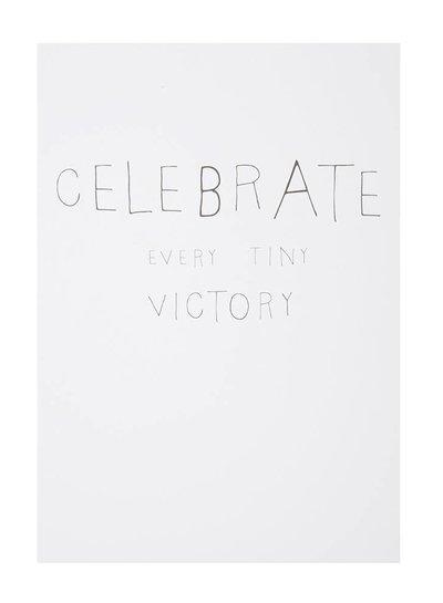 Celebrate postkaart