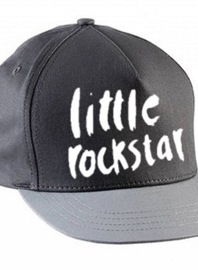 Little Rockstar pet - zwart