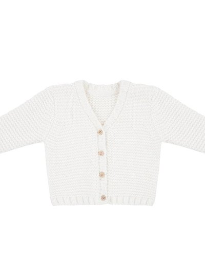 Knit Cardigan off white