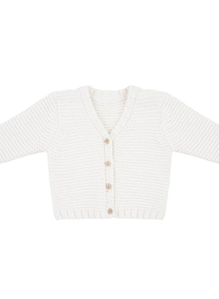 Knit Cardigan off white