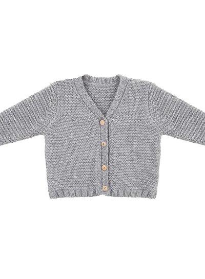 Knit Cardigan grey