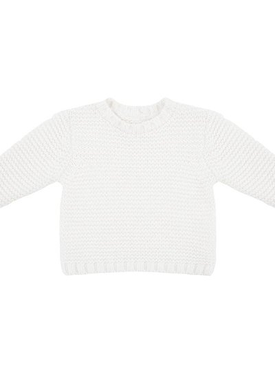 Knit Sweater off white