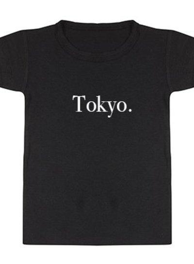 Tshirt Tokyo Black - Universe.