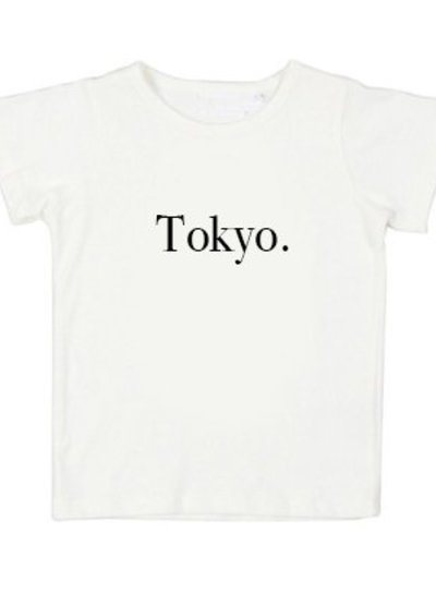 Tshirt Tokyo white - Universe.