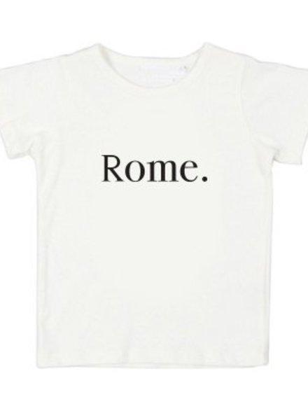 Tshirt Paris white - Universe.