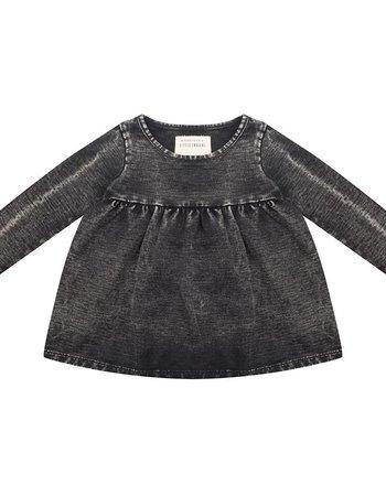 Vintage black jurkje - Lange mouw