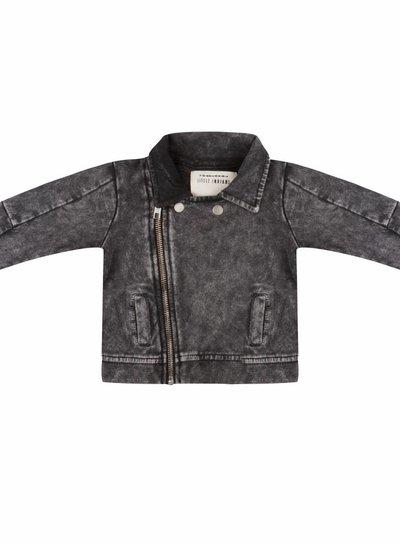 Rock jacket - Vintage black