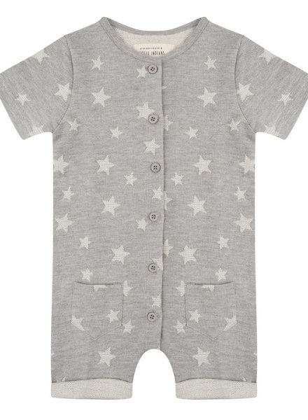 Jumpsuit Star jacquard - Short