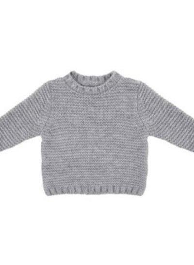 Knit Sweater Grey