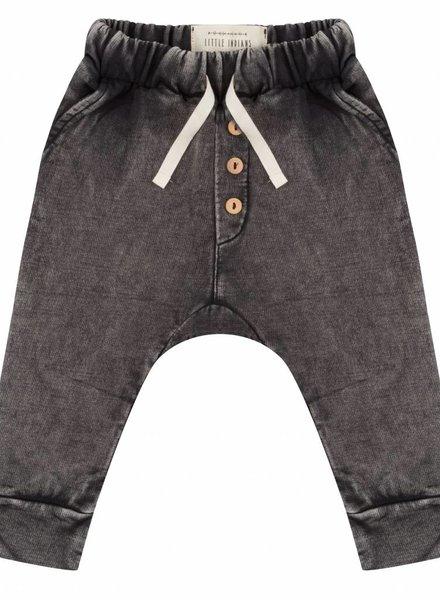 Pants - Vintage Black