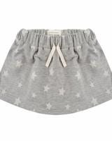 Skirt Star jacquard - Grey Melange
