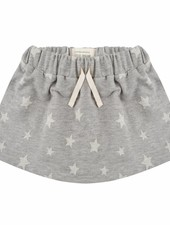 Skirt Star jacquard - Grey Melange