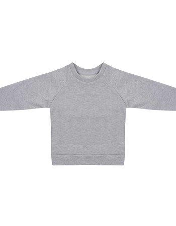 Sweater Lurex - Sparkling Grey