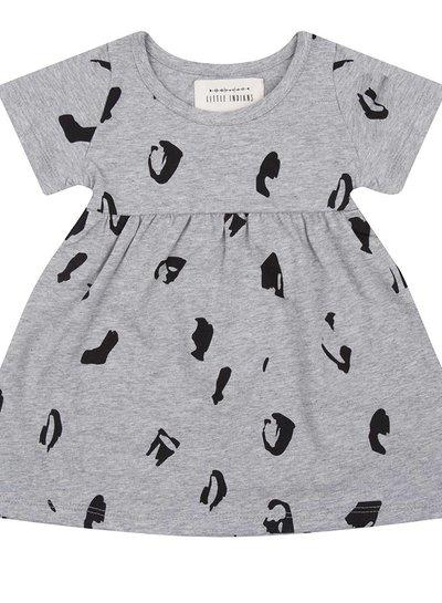 Dress Animal - Grey Melange