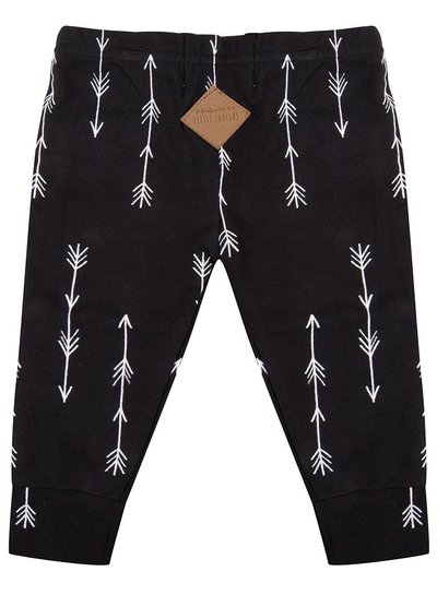 Legging thin arrow - Black
