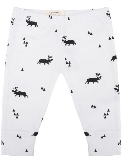 Legging Moose - White