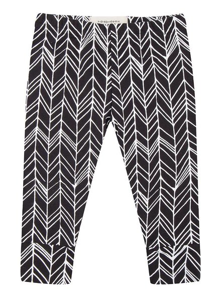 Legging Feather - Black