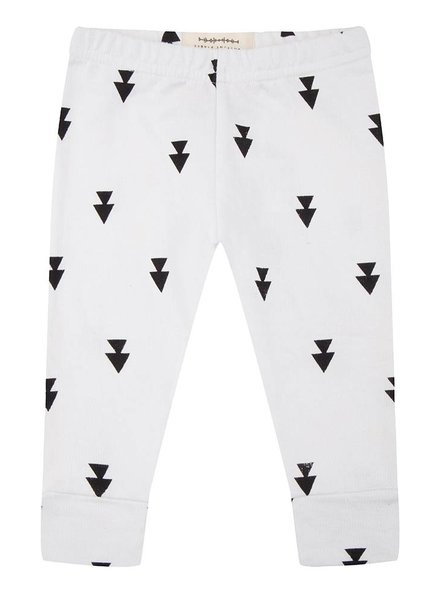 Legging Triangle Downway - White