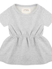Lurex Dress - Grey