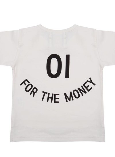 T Shirt 01 For the Money - Angelwing