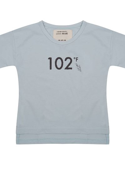 T Shirt 102F - Baby Blue