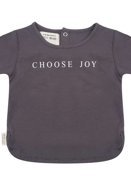 T -shirt Choose Joy - Pavement